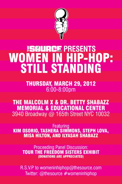 Women In Hip Hop: Still Standing
